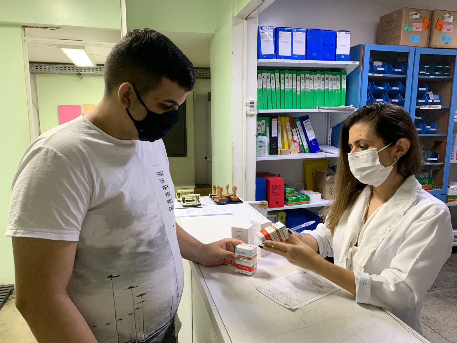 Pacientes do Hemoce passam a ter novo tratamento para hemofilia A